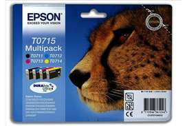 All ink cartridges are available ,HP,EPSON,CANON