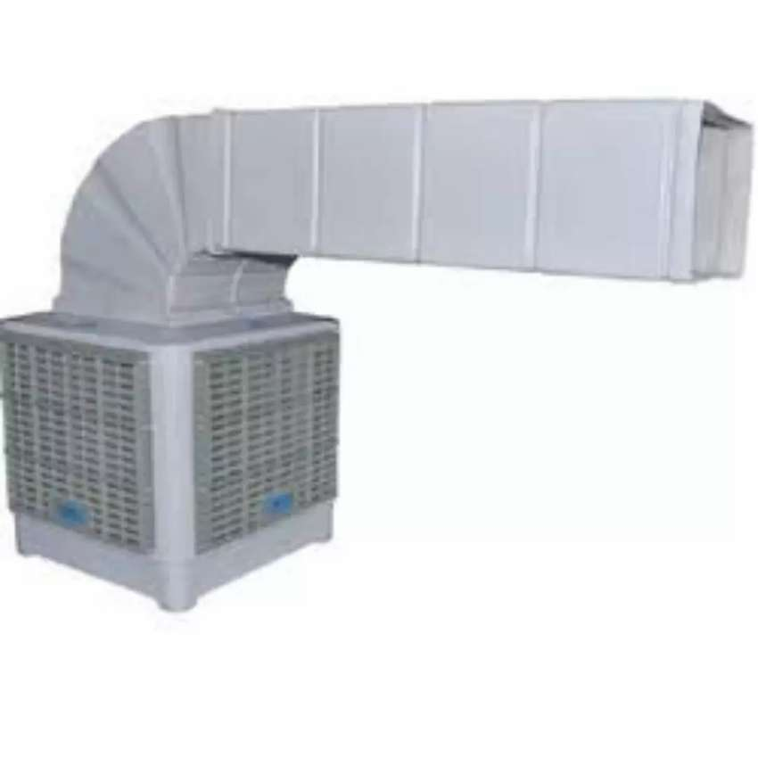 Hi Cooling plant installing facility & small cooler delivery