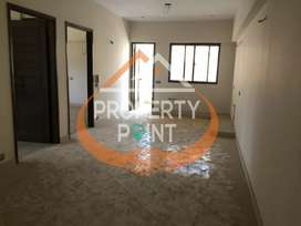 BRAND NEW FLAT IS UP FOR SALE JAMSHED ROAD NEAR BY BINORI TOWN MASJID