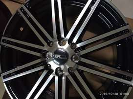 jual velg racing mobilio ring 17x75 hole 8x100,114