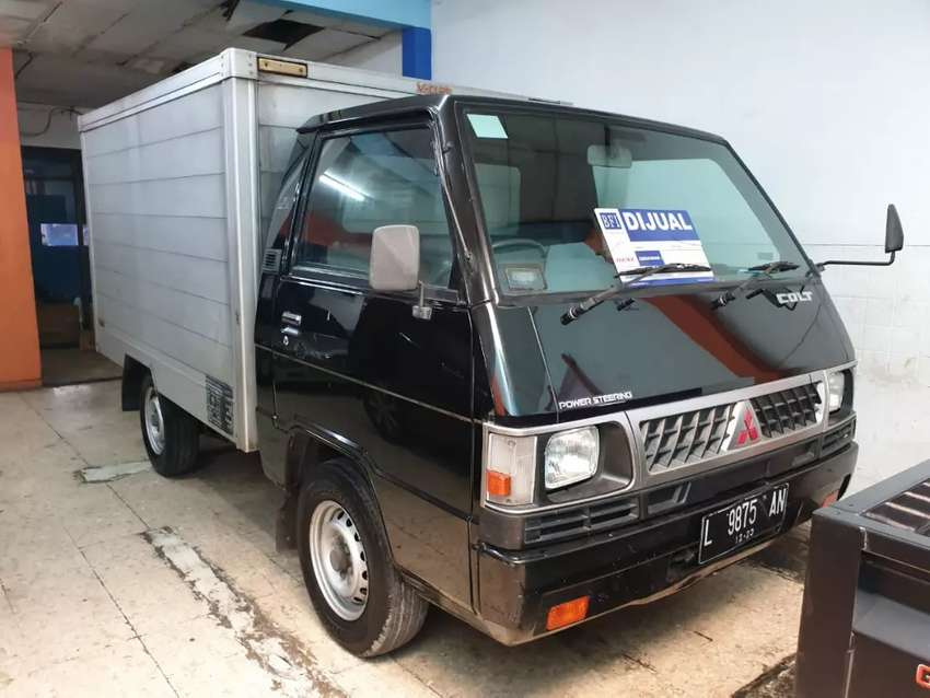 Mitsubishi PICK UP BOX L300 TH 2013 siap pakai 0