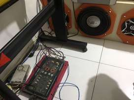 Sound System 12 inch Mobil (Freed)