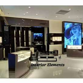 Commercial Shop and offices interior designing, furnishing/renovating