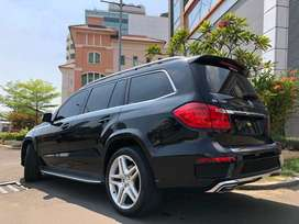 GL500 AMG 2014 Black Sunroof PBD V8 Bi-Turbo Km20rb 4.400cc TDP Ringan