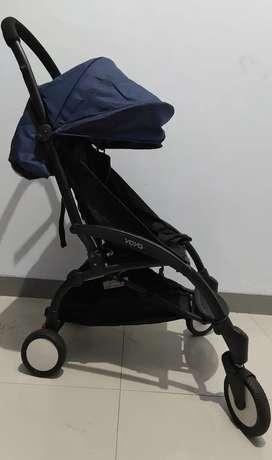 Stroller Yoya Biru