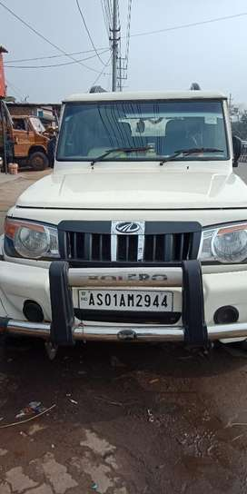 Mahindra Bolero SLX 2WD, 2010, Diesel