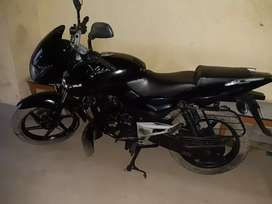 Bajaj pulser 150 full black