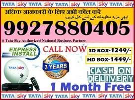 70% Off Diwali Offer In Tata Sky & Dish - tatasky All india COD