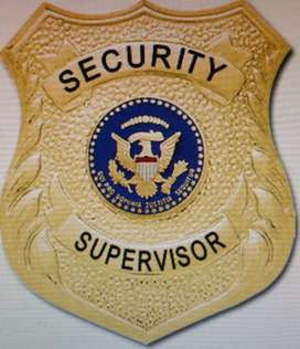 Required for security guard and supervisor