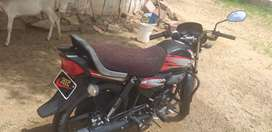 Sf deluxe 2017 model a1 condition bike 17000 km runing only