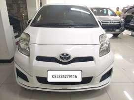 Toyota Yaris 1.5 S Limited automatic/at 2012 sangat istimewa