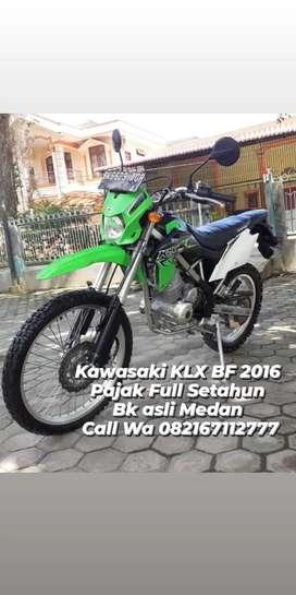 Kawasaki KLX BF 2016 ORI Pajak Full (2016)
