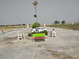 Plots sirf 150 r/s per sqft on kisanpath lucknow