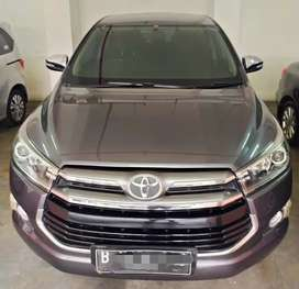 Cash 2.0 Q Matic Toyota Kijang Innova Reborn Bensin'2016 Maret Pribadi