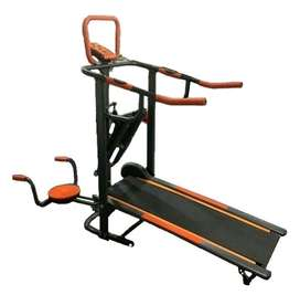 dijual treadmil manual 5 fungsi murah