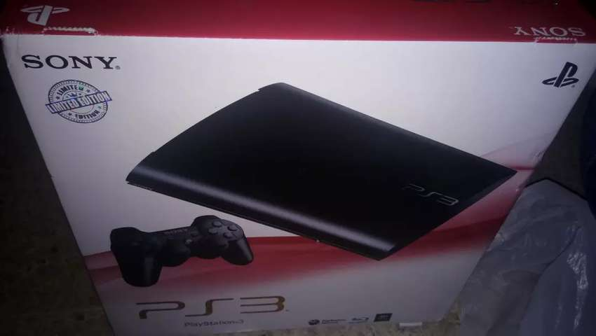 PS 3  160GB Limited edition Rp1.500 0