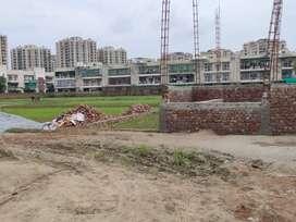Faridabad sec 88 new baharat colony mai lijiye plot