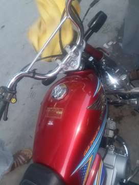 Honda cd70 new condition