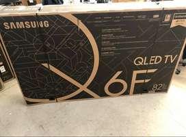 "Samsung QLED QE82Q60RA 82"" Smart HDR 4K Ultra HD TV"