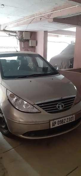 Tata Manza 2010 Petrol 43561 Km Driven