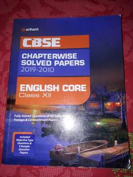 English chapterwise class 12