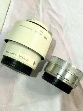 Kamera / Camera Nikkon J5
