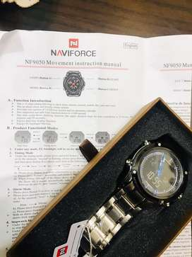 NaviForce NF9050 watch for sale