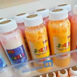Milk jelly janji manis