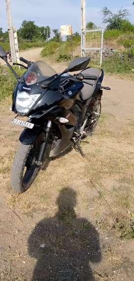 Suzuki gixxer aapvanu 6