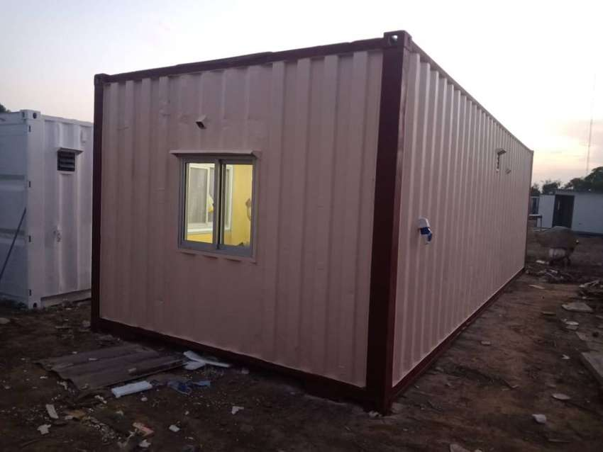 Prefabricated Structure Workstations, prefab homes office contain 0