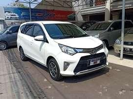 Toyota Calya R 1.2 At Putih Tahun 2017 Terawat Siap Pakai