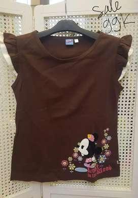 baju disney anak