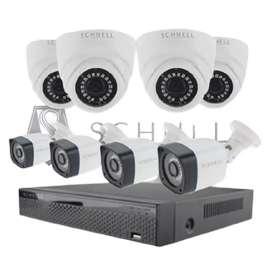 LENGKAPI & PASANG CCTV KAMERA