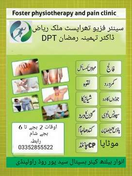 Foster physiotherapy services