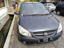Hyundai getz built up SG at pmk 2008 abu2 sunroof