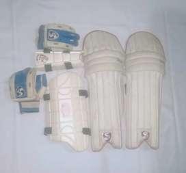 SS branding Cricket kit