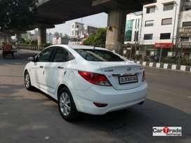 Hyundai Fluidic Verna 1.6 VTVT S (O) Automatic, 2011, Diesel