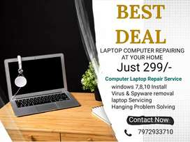 Laptop computer repairing just 299