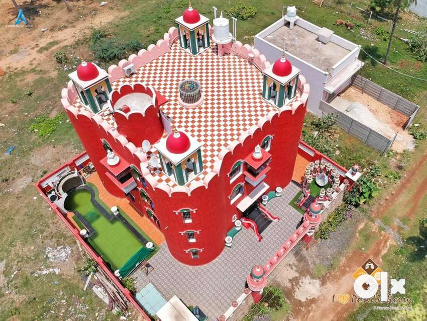 a palace model home stay for sale near auroville 0