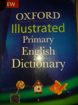 OXFORD PRIMARY ENGLISH DICTIONARY FOR CLASS 1 TO 4