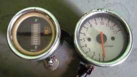 Indicator RPM & BBM variasi