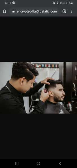 NEEDED!Gents hairdresser and stylist