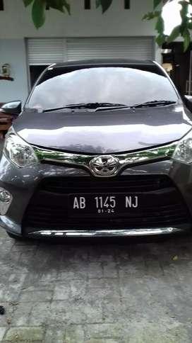 Toyota Calya G 2019/2018 AB Bantul Tangan 1