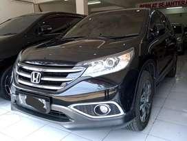 Honda crv 2013 2.4 prestige hitam pajak panjang istimewa
