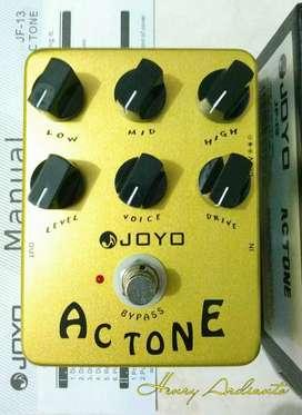 Joyo JF13 ACTone Amply Simulator BARU
