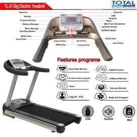 Alat Fitness Murah Treadmill Elektrik TL-21AC