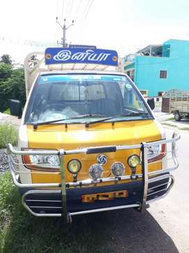 Ashok Leyland Dost single owner very light usage showroom condition