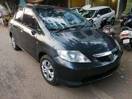 Honda City 1.5 E MT, 2005, Petrol