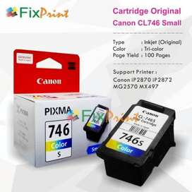 Tinta Canon CL 746s Original - Colour