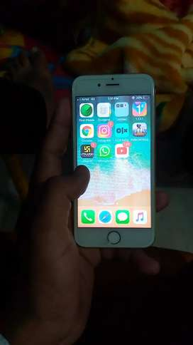 Iphone 6 in very good  7200 last condition serious buyer only